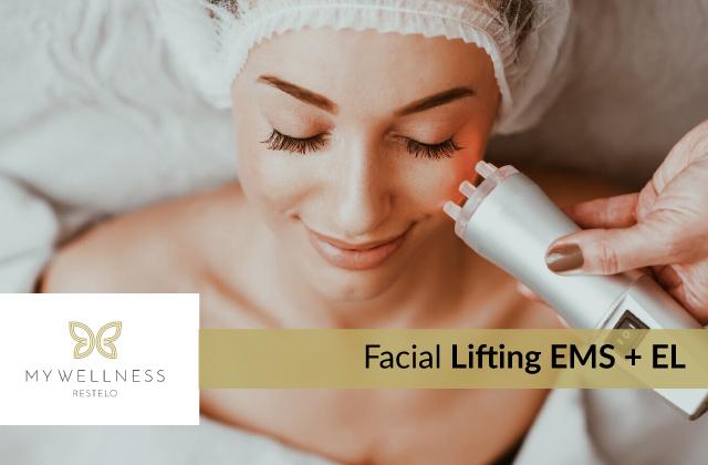 Facial Lifting EMS+EL (eletroporação)