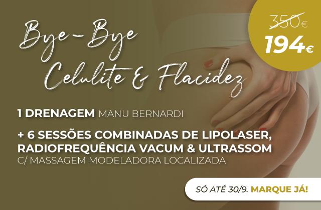 Bye-Bye Celulite & Flacidez