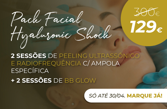 Pack Facial Hyaluronic Shock