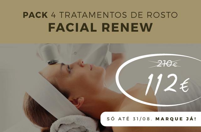 Pack Facial Renew
