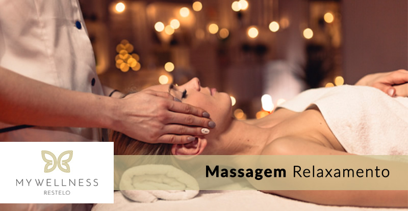 Massagem Relaxamento Clássica