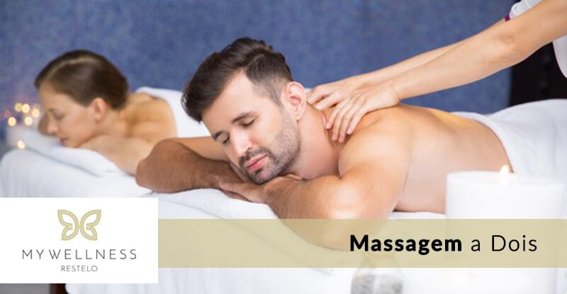 Massagem a dois