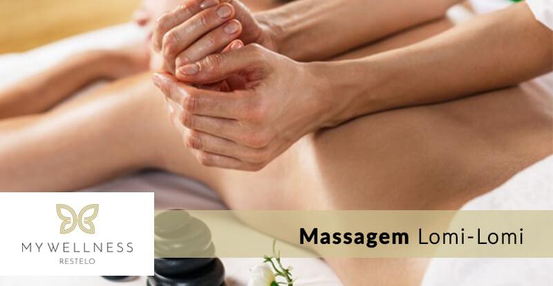 Massagem Lomi-Lomi