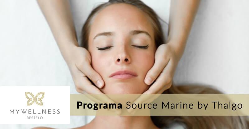 Programa Source Marine by Thalgo